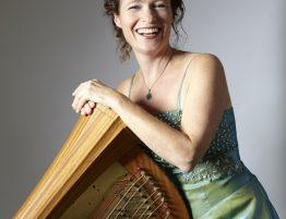 Heleen Bartels Harp Harpiste
